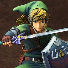 The Legend of Zelda: Skyward Sword Link 1/7 Scale Figure (Re-run)