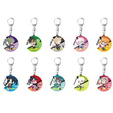 Kagerou Project Game Avatar Ver. Punipuni Trading Keychain Charm Collection
