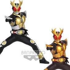 Hero's Brave Statue Kamen Rider Agito Ground Form