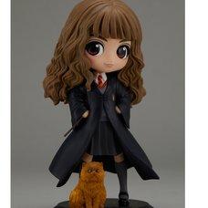 Q Posket Harry Potter Hermione Granger w/ Crookshanks