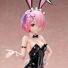 Re:Zero -Starting Life in Another World- Ram: Bunny Ver. 2nd 1/4 Scale Figure