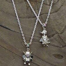 Berserk Silver Necklace