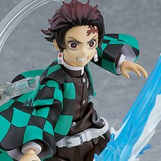 figma Demon Slayer: Kimetsu no Yaiba Tanjiro Kamado DX Edition