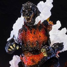 S.H.MonsterArts Godzilla vs. Destoroyah Godzilla (1995) Ultimate Burning Ver.