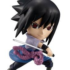 Chibi Masters Naruto Shippuden Sasuke Uchiha