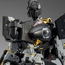 CS-02 Attack Helicopter-10 Dark Owl Alloy Transformable Action Figure
