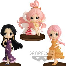 Q Posket Petit One Piece Vol. 3