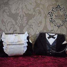 NO.S PROJECT Butler & Maid Pouches