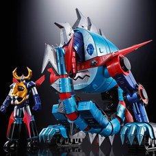 Soul of Chogokin Legend of Daiku-Maryu GX-100 Gaiking & Daiku-Maryu