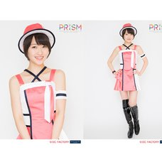 Morning Musume。'15 Fall Concert Tour ~Prism~ Haruka Kudo Solo 2L-Size Photo Set D