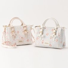 LIZ LISA Poodle Pattern Tote Bag