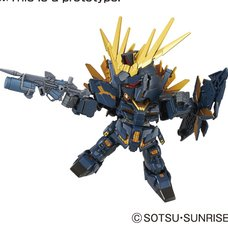 SD Gundam EX-Standard Gundam Unicorn 015: Unicorn Gundam 02 Banshee Norn (Destroy Mode)