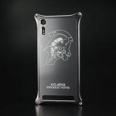 Kojima Productions × Gild Design Xperia XZ/XZs Solid Bumper