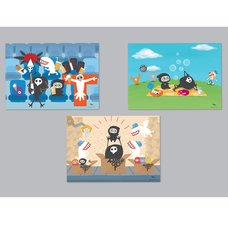 Yurushito x Ninja-kun Clear File Set