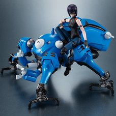 Variable Action Hi-Spec Ghost in the Shell SAC_2045 Tachikoma & Motoko Kusanagi