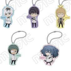 Tokyo Ghoul:re Acrylic Keychain Charm Collection