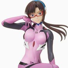 Evangelion: 3.0+1.0 Thrice Upon a Time Mari Makinami Illustrious Super Premium Vignetteum