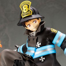 ArtFX J Fire Force Shinra Kusakabe (Re-run)