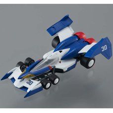 Variable Action Kit Future GPX Cyber Formula Super Asrada 01