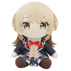 My Teen Romantic Comedy SNAFU Iroha Isshiki Big Plush