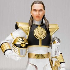 S.H.Figuarts Mighty Morphin Power Rangers White Ranger