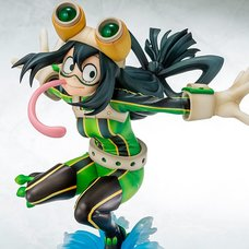My Hero Academia Tsuyu Asui: Hero Suit Ver. 1/8 Scale Figure (Re-run)