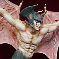 Go Nagai Exhibition Special Project Figure Devilman: Makai no Tobira 1/4 Scale Figure