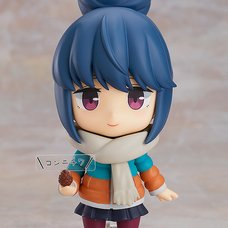 Nendoroid Laid-Back Camp Rin Shima: DX Ver. (Re-run)
