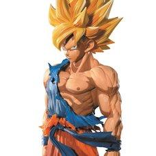 Dragon Ball Z Super Master Stars Piece Son Goku: Manga Dimensions