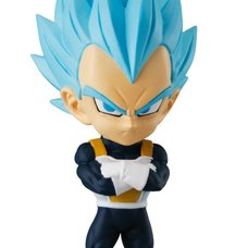 Chibi Masters Dragon Ball Super Saiyan Blue Vegeta