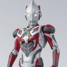 S.H.Figuarts Ultraman X Ultraman X & Gomora Armor Set