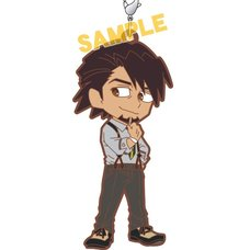 Tiger & Bunny: The Rising Rubber Strap Collection