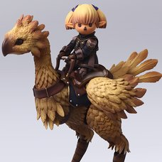 Bring Arts Final Fantasy XI Shantotto & Chocobo Set
