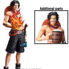 One Piece Grandista Nero Portgas D. Ace