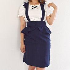 LIZ LISA Glen Check Skirt