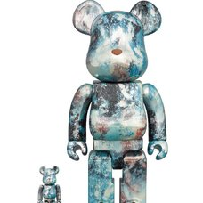 BE@RBRICK Pushead Vol. 5 100% & 400% Set