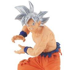 Super Zenkai Solid Dragon Ball Super Vol. 3: Ultra Instinct Goku
