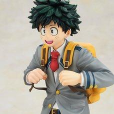 Konekore My Hero Academia Izuku Midoriya: Uniform Ver. 1/8 Scale Figure