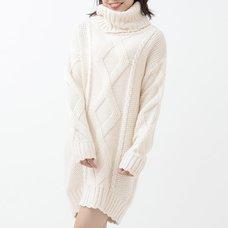 LIZ LISA Knit Turtleneck Dress