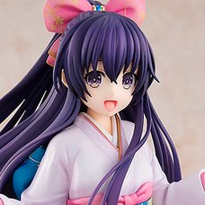 Date A Live (Light Novel) Tohka Yatogami: Finest Kimono Ver. 1/7 Scale Figure