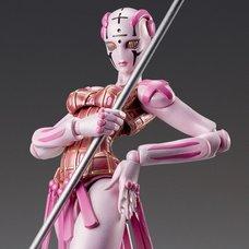 Super Action Statue: JoJo's Bizarre Adventure Part 5 Spice Girl (Re-run)