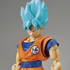 Figure-rise Standard Dragon Ball Super: Super Saiyan Blue Goku Plastic Model Kit