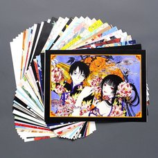 CLAMP Series Reproduction Art Print Set (B4-Size)