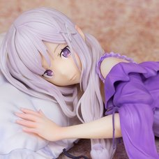 Re:Zero -Starting Life in Another World- Emilia 1/7 Scale Figure
