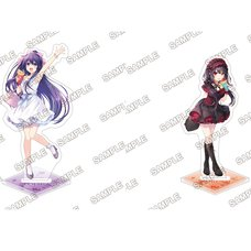 Date A Live 10th Anniversary Acrylic Stand Collection