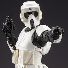 ArtFX+ Star Wars: Episode VI: Return of the Jedi Scout Trooper