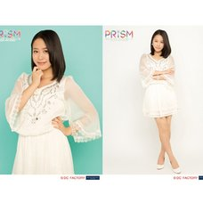 Morning Musume。'15 Fall Concert Tour ~Prism~ Sakura Oda Solo 2L-Size Photo Set C