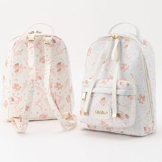 LIZ LISA Poodle Pattern Backpack