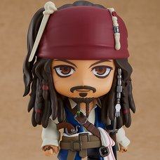 Nendoroid Pirates of the Caribbean: On Stranger Tides Jack Sparrow