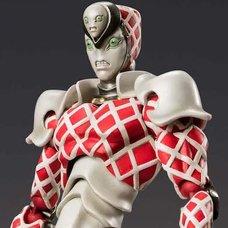 Super Action Statue: JoJo's Bizarre Adventure Part 5 King Crimson (Re-run)
